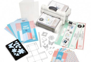 Ti presentiamo la nuova Big Shot Plus Starter Kit!